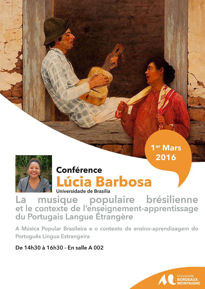affiche conference lucia barbosa
